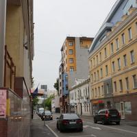 Грачёвка, Малый Сухаревский переулок, бывшая «Арбузовская крепость» - ночлежка