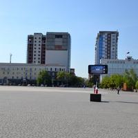 Мечетная Площадь.