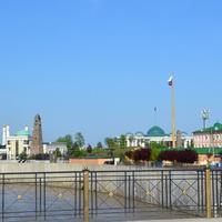 Река Сунжа.