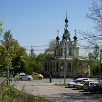 Скорбященская церковь.