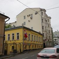 Большой Сухаревский переулок 5