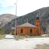 Мечеть Кезеной-Ам.
