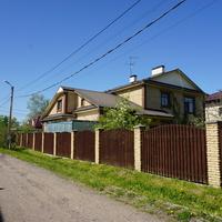 Сергиево.На проспекте Ленина.