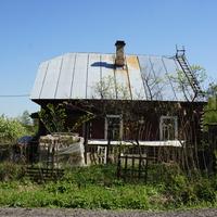 Сергиево. На проспекте Ленина.