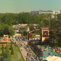 Парк аттракционов ДИВО-ОСТРОВ
