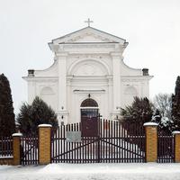 Пружаны. Костел Вознесения Девы Марии