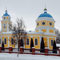 Пружаны. Собор Александра Невского