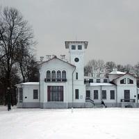 Пружаны. Музей-усадьба Пружанский палацик