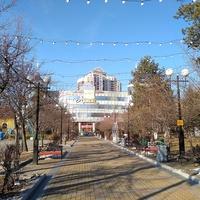 Детский парк им. Гайдара