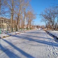 Школьный переулок