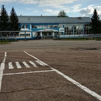 Посёлок Зеленогорский школа