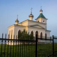 Храм Архангела Михаила с. Нижнее Село.