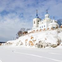Церковь Георгия Победоносца в Слободе.