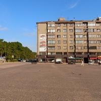 Выборг, жилой дом на ул. Ленина