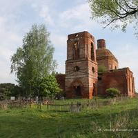 Церковь  Вознесения Господня в д. Хотенское