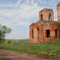 Вознесенская церковь в д. Хотенское