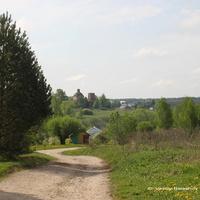 Панорама д. Хотенское