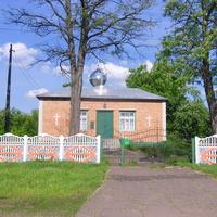 Церква в Яблунівці.