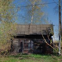 Старая постройка