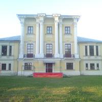 Усадьба Кривякино.Главный дом.Западный фасад.