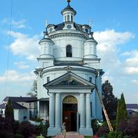 Малоярославец. Николаевский Черноостровский монастырь. Собор Николая Чудотворца
