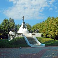 Малоярославец. Сквер героев 1812 года