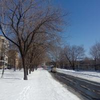 Район улицы Ворошилова