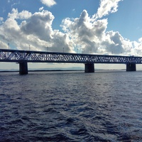 Мост через Амур