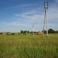Деревня Ларино