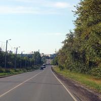 Дорога у СТ Зенит