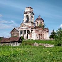 Знаменская церковь (д.Васюково)