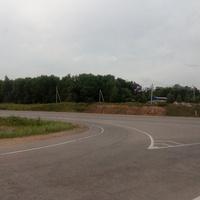 Осиновая Речка. Развилка на Казакевичево.