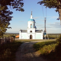 Село Першино. Свято-Казанский храм.