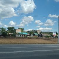 Восточное. Центр поселка
