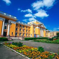 Дворец Алюминщик Новокузнецк