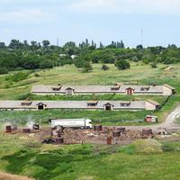 Село Ливенка, вид с южной окраины