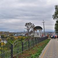В парке. 2018.