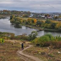 Река Быстрая Сосна. 2018.