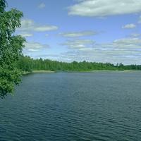 Озеро Иммаланъярви