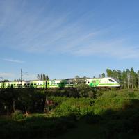 Поезд в Йоукио