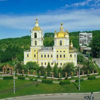 Спасо-Преображенский собор Новокузнецк