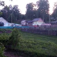 Панорама посёлка
