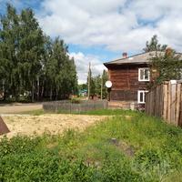 Вид от детской площадки