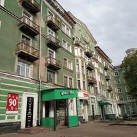 На Комсомольском проспекте (улица Кунгурская).
