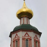 Иверский Святоозёрский Богородицкий мужской монастырь.