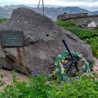 памятник жителям г. Северо-Курильск