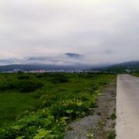 дорога в г. Северо-Курильск