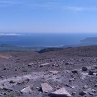 панорама г. Северо-Курильск
