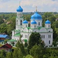 Благовещенский (Михаилоархангельский) храм.