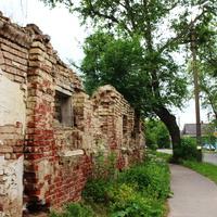 Новоторжский Борисоглебский монастырь.